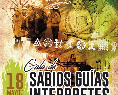 Gala de Sabios Guías Intérpretes