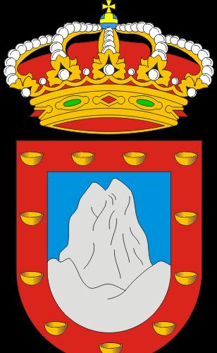 Figura 2: Escudo de Vallehermoso.